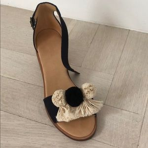 Perfect condition - soludos heeled sandal - 7